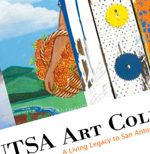 UTSA Art Collection Book