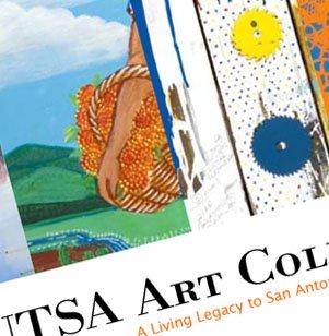 UTSA Art Collection Book
