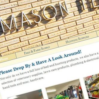 Mason Feed Store – 2008
