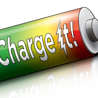 We Charge It – Logo