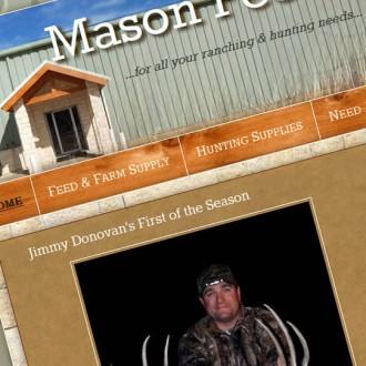 Mason Feed Store – 2013
