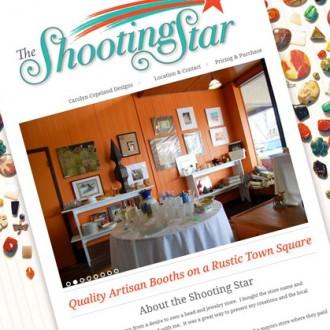 Shooting Star Website