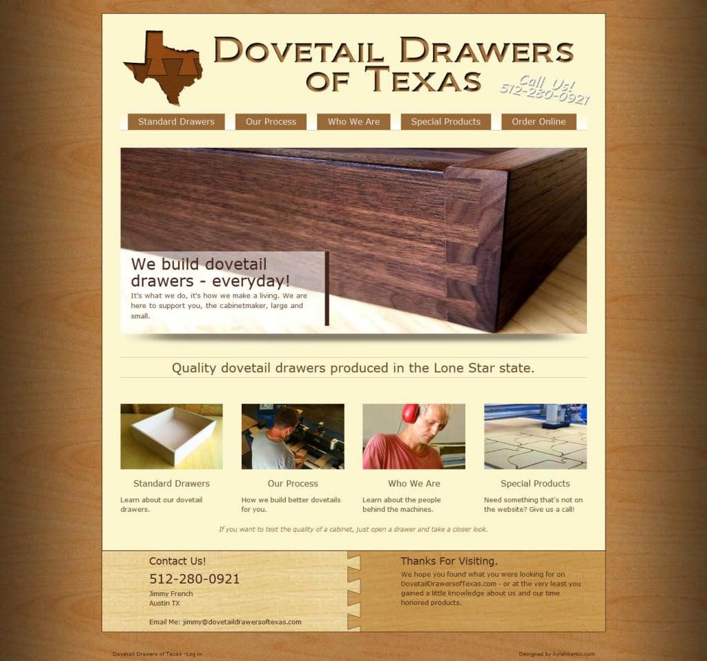 dovetaildrawersoftexas_com